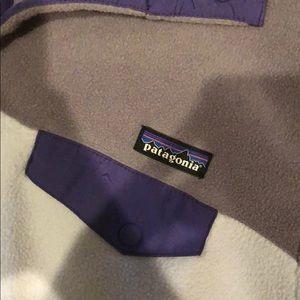 Patagonia Jackets & Coats - Purple Patagonia Synchilla